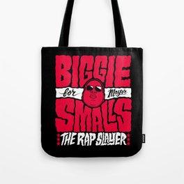 The Rap Slayer Tote Bag