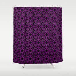 You Make Me Pink. Shower Curtain