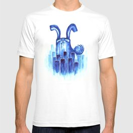Giant rabbit T-shirt
