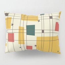 Mid-Century Modern (gold) Pillow Sham