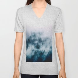 Out Of The Darkness - Nature Photography Unisex V-Neck