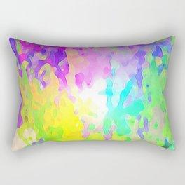 Aquarelle Rectangular Pillow