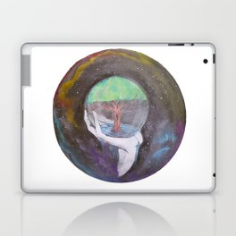 His Hand Holdeth Laptop & iPad Skin