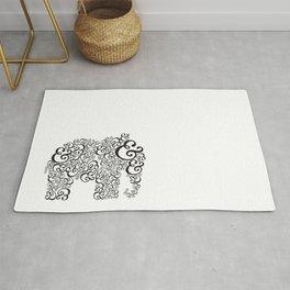 Ampersand Elephant Rug