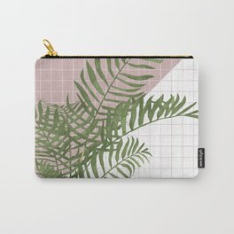 BOTANICAL - ARECA PALM Carry-All Pouch