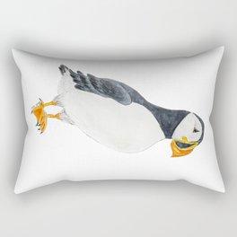 Cute Puffin Rectangular Pillow