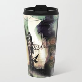 City Lost Metal Travel Mug