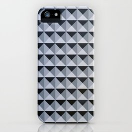 Original Geometric Design by Dominic Joyce iPhone Case