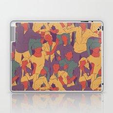 Rave from nineties Laptop & iPad Skin
