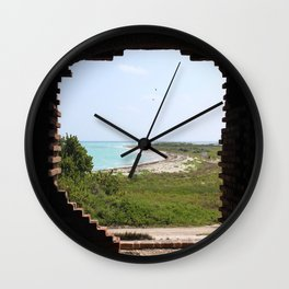 Escape From Reality Wall Clock
