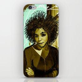 Woman N17 iPhone Skin