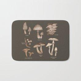 Mushrooms Bath Mat