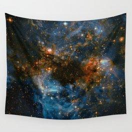 Galaxy Storm Wall Tapestry