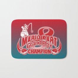 Mario Kart 8 Champion Bath Mat