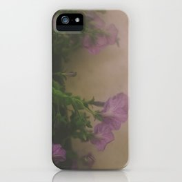 Melancholia 01 iPhone Case
