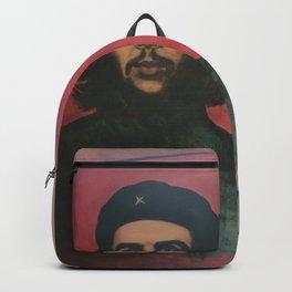 Che Guevara In A Havana Doorway Backpack