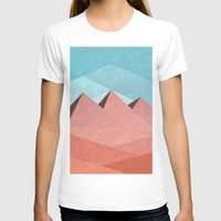 egypt T-shirts featuring Egypt by Illusorium