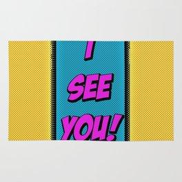 I See You Rug