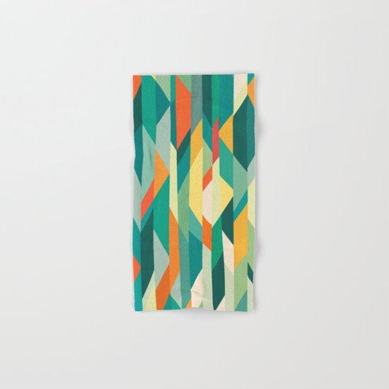 Broken Ocean Hand & Bath Towel