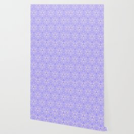 Lavender and Lace Wallpaper