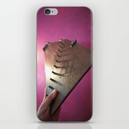 A Latvian Kokles  iPhone Skin
