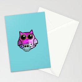 owl-108 Stationery Cards