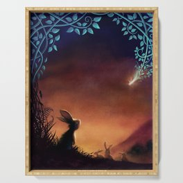 Watership Down Serving Tray