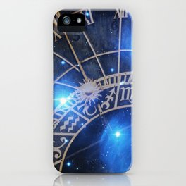Transcending Time iPhone Case