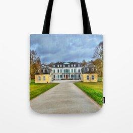 Schloss Wilhelmsthal - Castle Wilhelmsthal Tote Bag