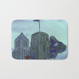 King Kong! Bath Mat