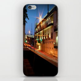 Ball Park Road iPhone Skin