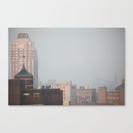 philadelphia skyline Canvas Print