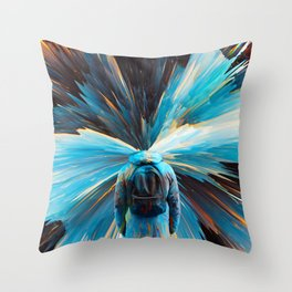 Imagination II Throw Pillow