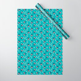 peppermint sparkle Wrapping Paper