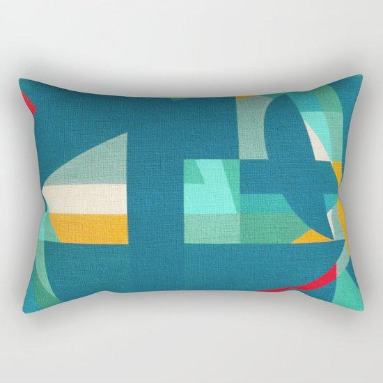 La Gabbianella e La Pesca Rectangular Pillow