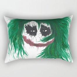 The Joker. Why so serious? Rectangular Pillow