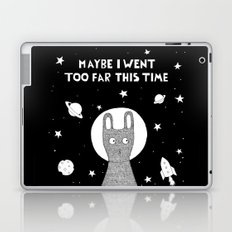 Maybe I went too far this time Laptop & iPad Skin