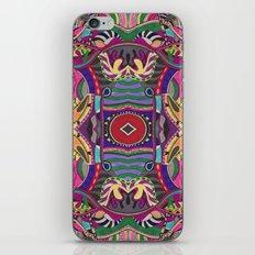 Psychedelic Daze iPhone & iPod Skin