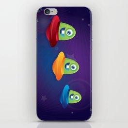 Baby Aliens iPhone Skin