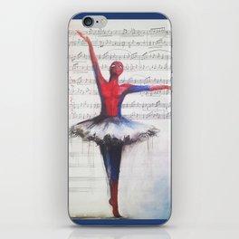 Spider-man Tutu iPhone Skin