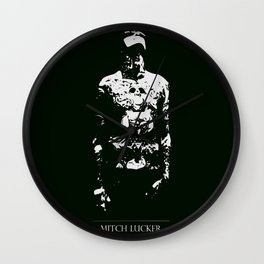 Legends never die Wall Clock
