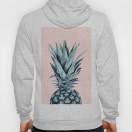 Blush Pineapple Dream #1 #tropical #fruit #decor #art #society6 Hoody
