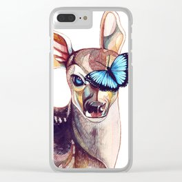 Tribute to Life is Strange Clear iPhone Case