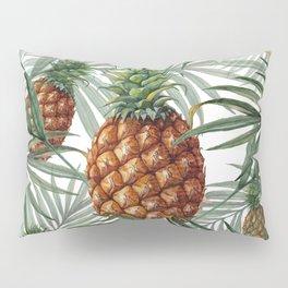 King Pineapple Pillow Sham