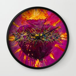 Sacred Love I Wall Clock