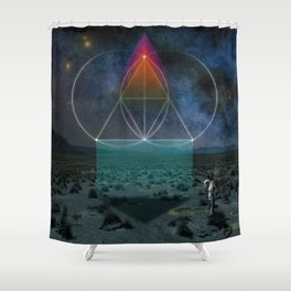 Drink the Sea Shower Curtain
