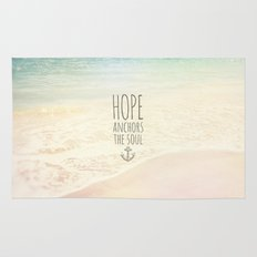 ANCHOR OF HOPE Rug