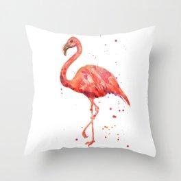 Strawberry Showgirl Throw Pillow