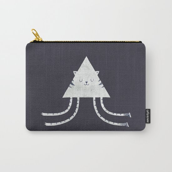 Emily's Kitty Carry-All Pouch