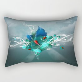 Energy Asker Rectangular Pillow